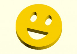 Openscad-smiley-3